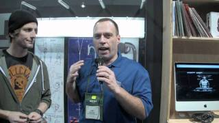 Interview with Dan Levine, CMO of Skull Candy at CES 2011 in Las Ve...