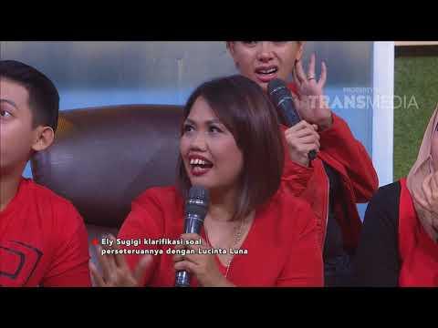 PAGI PAGI PASTI HAPPY - Mpok Elly Buka Masa Lalu Lucinta Luna (21/3/18) Part 2