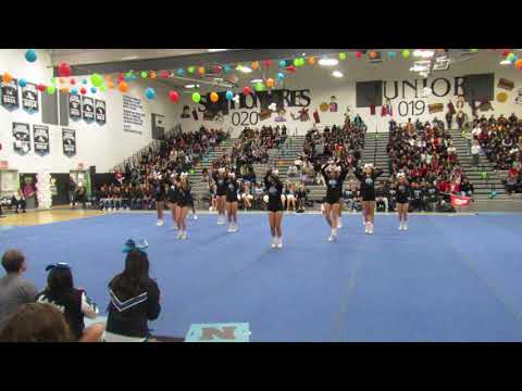 Cheer at Winter Rally