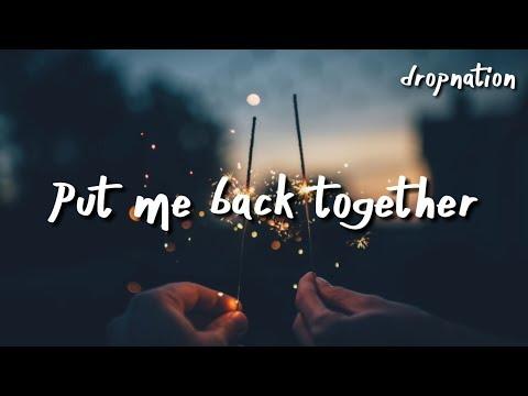 Cheat Codes - Put Me Back Together (Lyrics) Ft Kiiara
