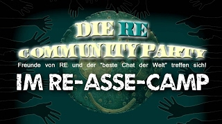 RE Party | Am0k Alex | Frank Stoner | Michael [a.d.H. Grawe] - Das Interview