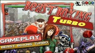 Beast Boxing Turbo Gameplay PC HD [ 1080p ]