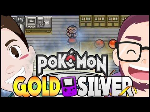 POKÉMON GOLD E SILVER 3DS - #01 BOA NOITE JOHTO!
