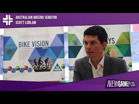Metadata and Data Retention - Serious Business with Australian Greens Senator Scott Ludlam