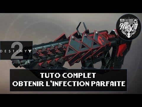 DESTINY 2 [FR] - NOUVELLE QUÊTE EXOTIQUE - L'INFECTION PARFAITE (TUTO COMPLET)