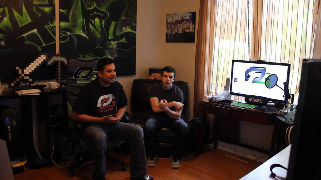 the optic gaming team house youtube