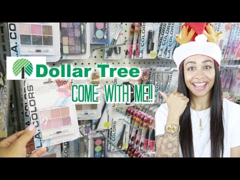 Come with Me to Dollar Tree! NEW Makeup 💖💄💖