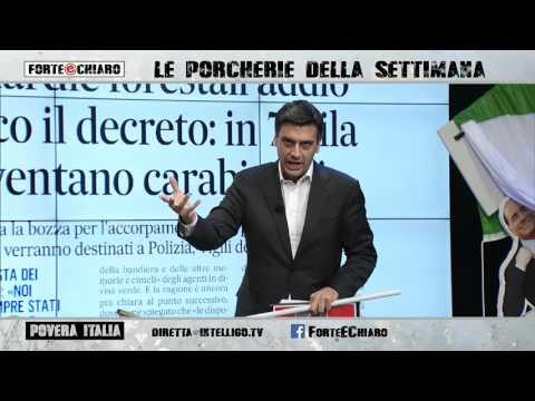 Forte e Chiaro - 07 ottobre 2015 - La Rettifica di Roberto Poletti