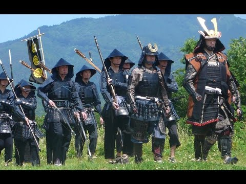 The Real History of the Ninja : Documentary on Ancient Japan