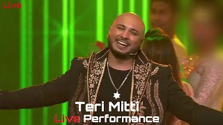 B Praak - Teri Mitti live performance