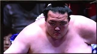 平成31年大相撲一月場所・THE千秋楽(大相撲中継エンディング)