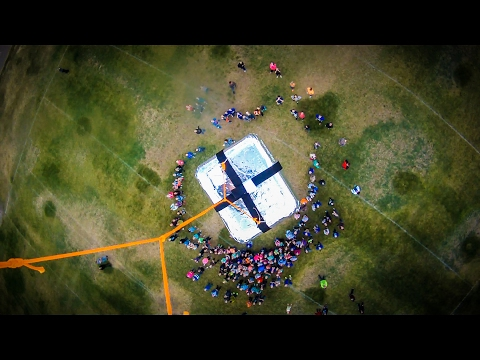 High Altitude Balloon Launch - Lyman Intermediate School (2016) - Lyman, WY