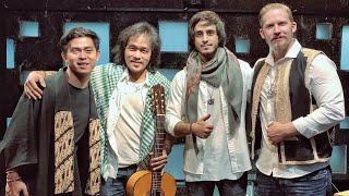 Hallelujah/ Ya Elahi (indo-arab) cover by Cakra Khan, Mohammed Alanesi, Toto & Daood DEBU