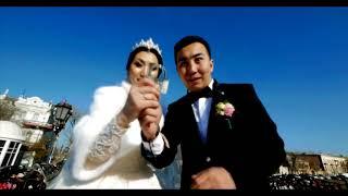 Свадебный клип - Кайрат и Гульнура (Official video)