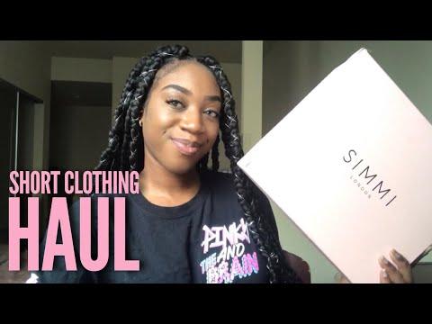 Short Clothing Haul Feb 22nd 2018