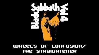 Black Sabbath - Wheels of Confusion / The Straightener (lyrics)