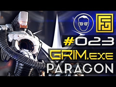PARAGON v42 gameplay german | Grim.exe #023 | Let's Play Paragon deutsch PS4 PC