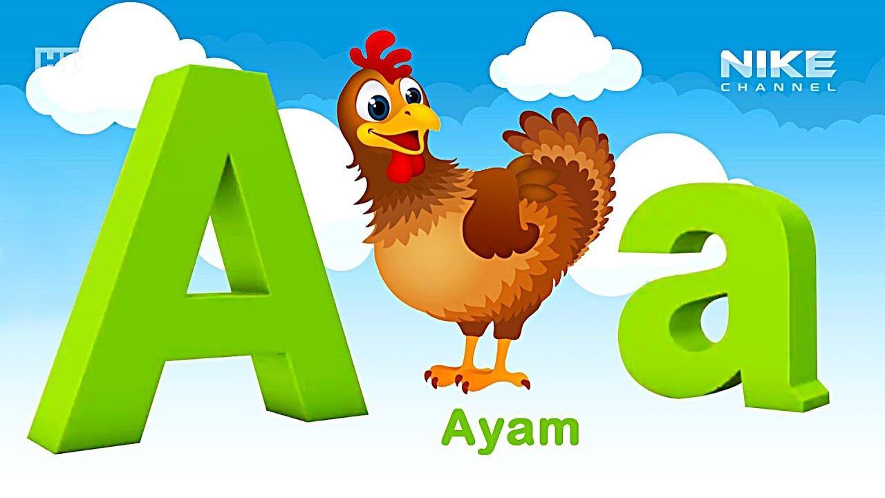 ABC  NAMA - NAMA HEWAN