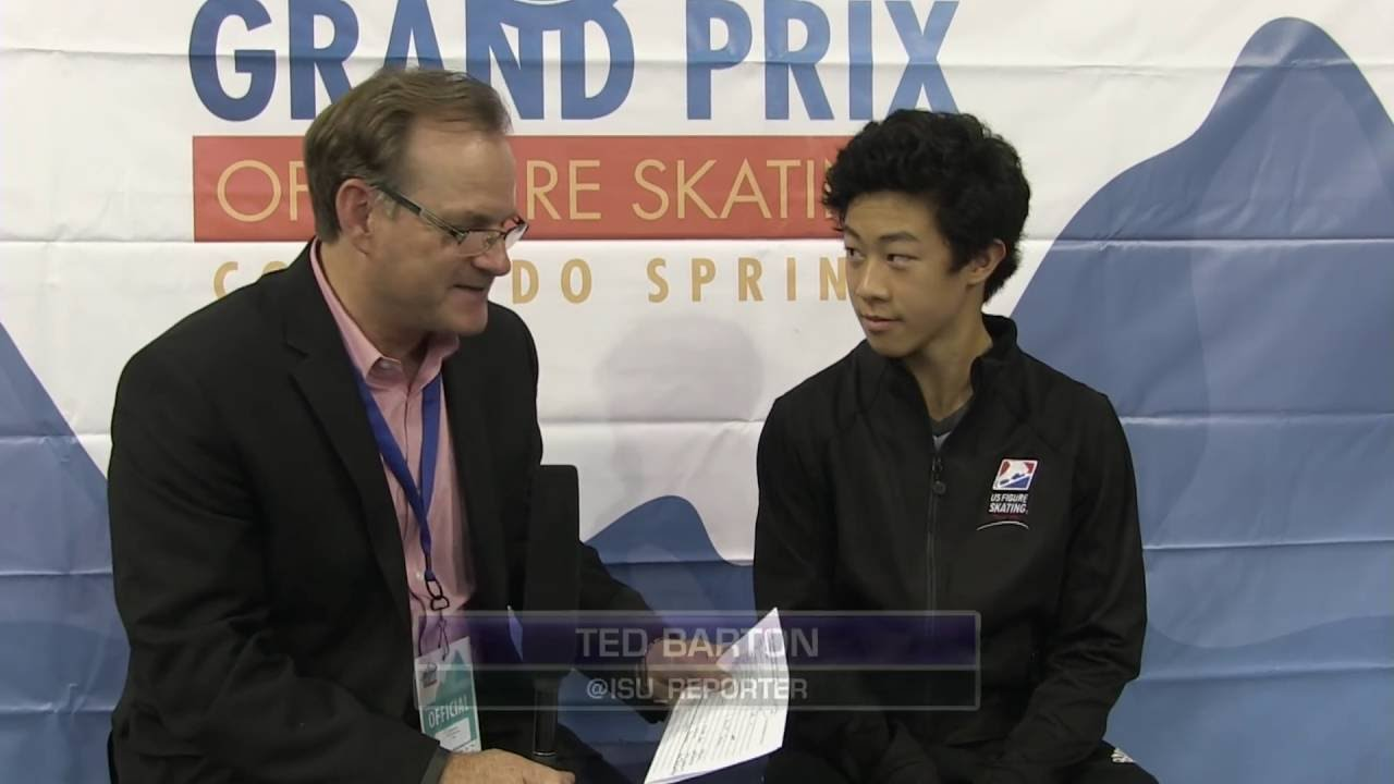 Nathan Chen Interview - YouTube