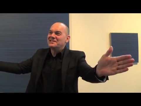 Lars Strandh on Trace Element interview at Zeitgeist Gallery -Nashville USA