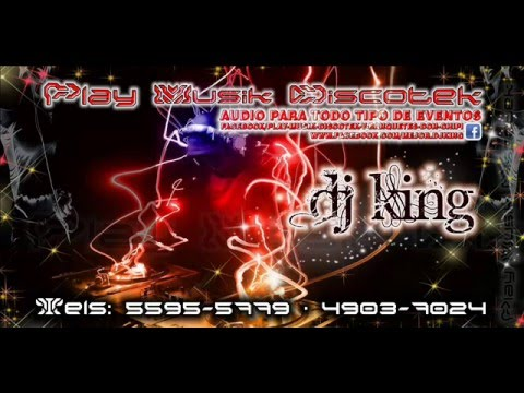 mix dj king play musik discotek