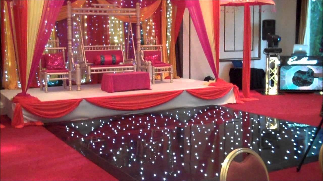 starlight dance floor at mercure bradford north formerly