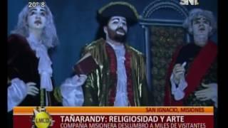 La hermosa fiesta que se vivió en Tañarandy
