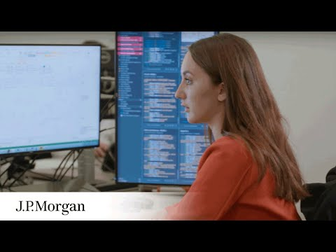 Your First Day at J.P. Morgan | Intern Stories | J.P. Morgan