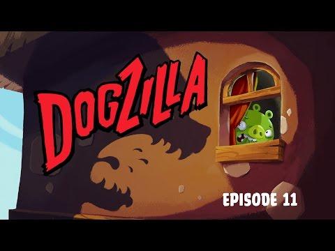 Dogzilla | Angry Birds Toons - Ep 11, S 2