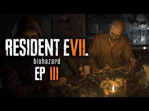Resident Evil 7 El Terrorifico Jack Baker  Parte 3
