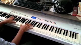 김용진 Kim Yong Jin - 상처 Hurt (무정도시 Heartless City OST) [피아노 Piano - Klafmann]