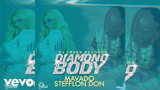 Mavado, Stefflon Don - Diamond Body ( Audio)