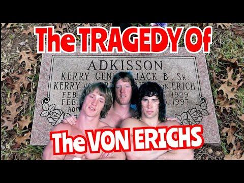 1229 The VON ERICH Family Graves WRESTLING LEGENDS Cursed?? - Jordan The Lion Travel VLOG (1/17/20)