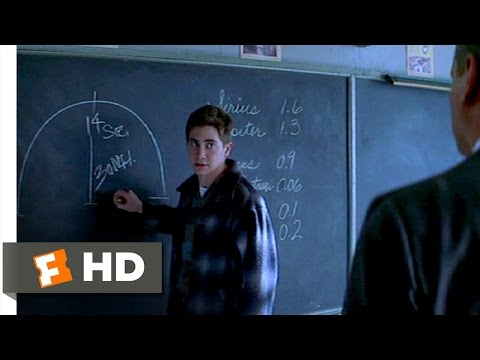 October Sky (6/11) Movie CLIP - Homer Proves His Innocence (1999) HD