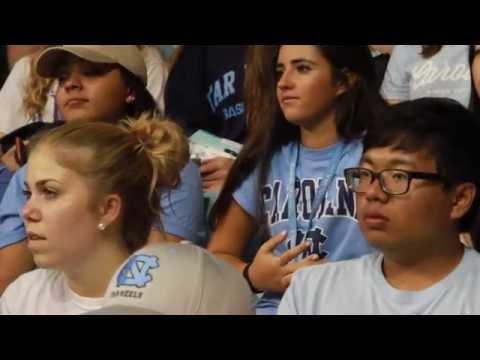 Fall 2016 Convocation Ceremony | UNC-Chapel Hill