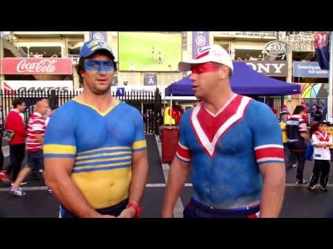 FLETCH AND HINDY - THE RACE