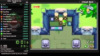 Zelda: The Minish Cap Any% in 1:52:52