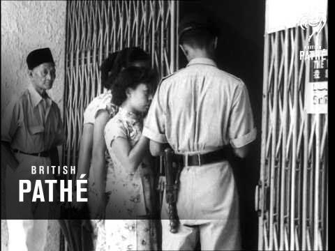 Singapore Elections (1950-1959)