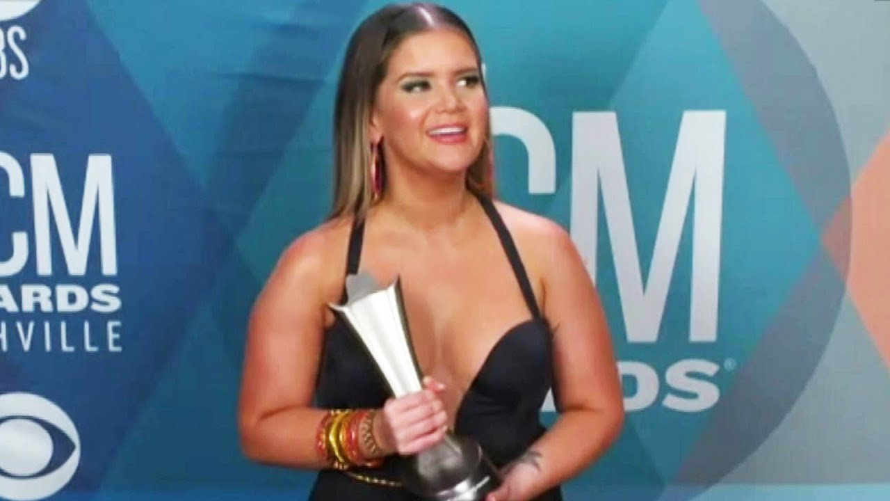 Backstage at the 2020 ACM Awards With the Biggest Winners