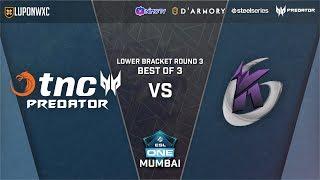 TNC Predator vs Keen Gaming Game 2 (BO3) | ESL One Mumbai 2019 Lower Bracket Semi Finals