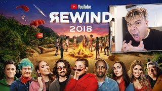 REACTING TO YouTube Rewind 2018 (MOST DISLIKED YOUTUBE VIDEO)
