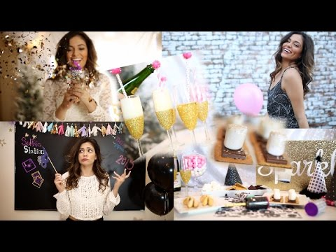 Throw a diy party quick treats party favors outfits youtube throw a diy party quick treats party favors outfits bethany mota negle Image collections