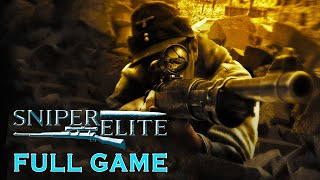 Sniper Elite - Full Playthrough (PC)