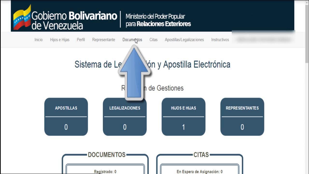 Antecedentes Penales Apostilla Electronica