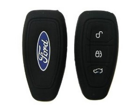 How To Ford Key Fob Battery Replacement Youtube