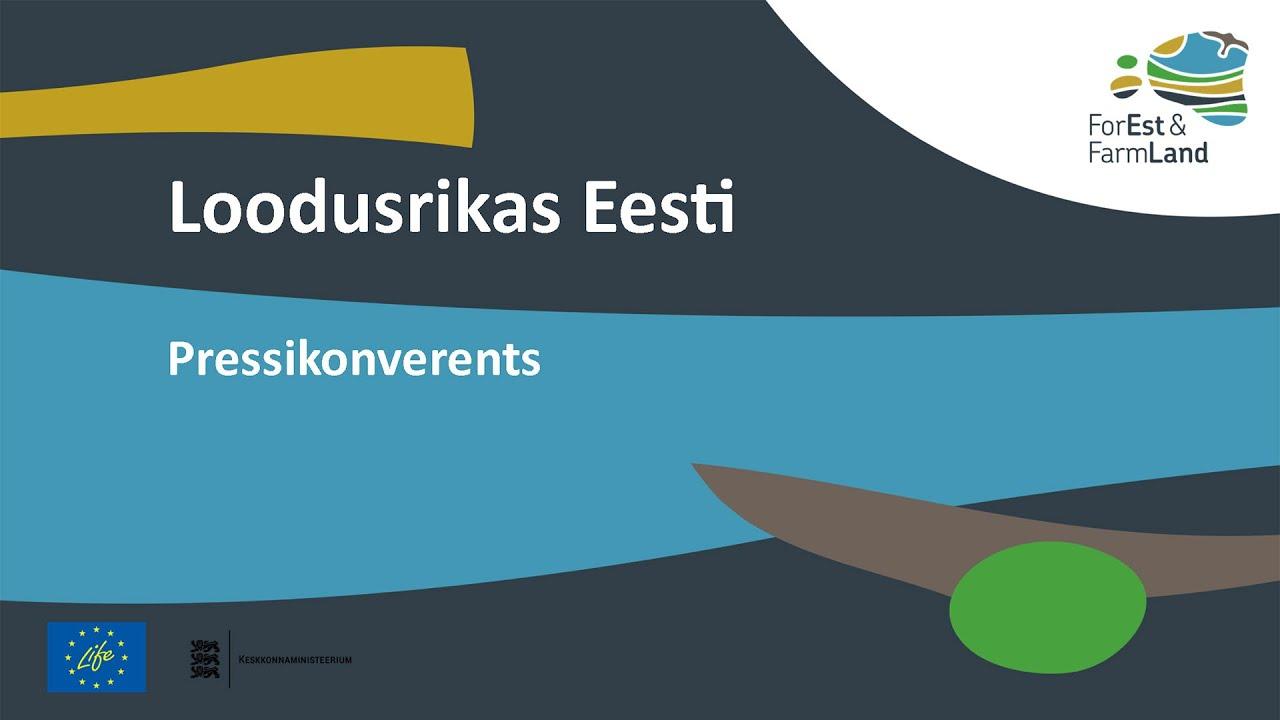 Loodusrikas Eesti