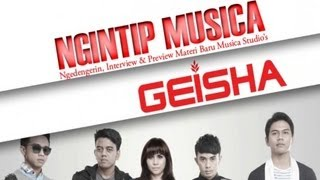 Geisha - Seharusnya Percaya & Cukup Tak Lagi LIVE at NGINTIP MUSICA 2013