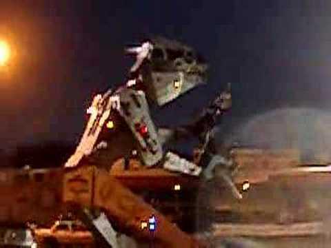 Robosaurus - Alamo Drafthouse Austin, TX Transformers #7