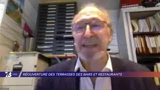 Yvelines | Réouverture des terrasses des bars et restaurants