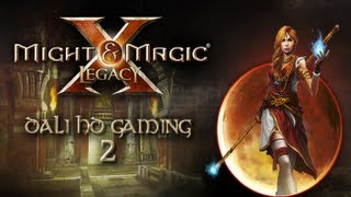 Might & Magic X Legacy PC Gameplay FullHD 1080p